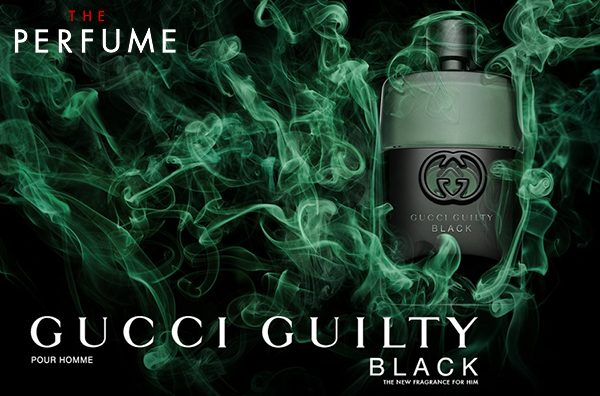 Nước hoa Gucci Guilty Black 50ml