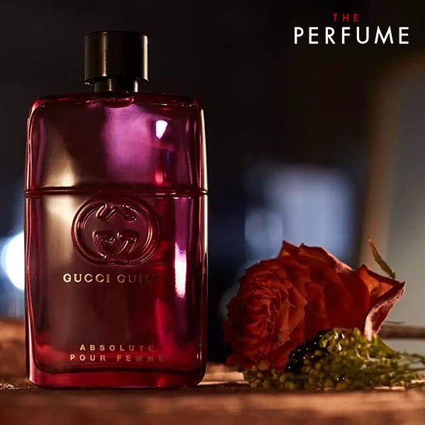 Review Nước hoa Gucci Guilty Absolute Pour Femme 50ml EDP